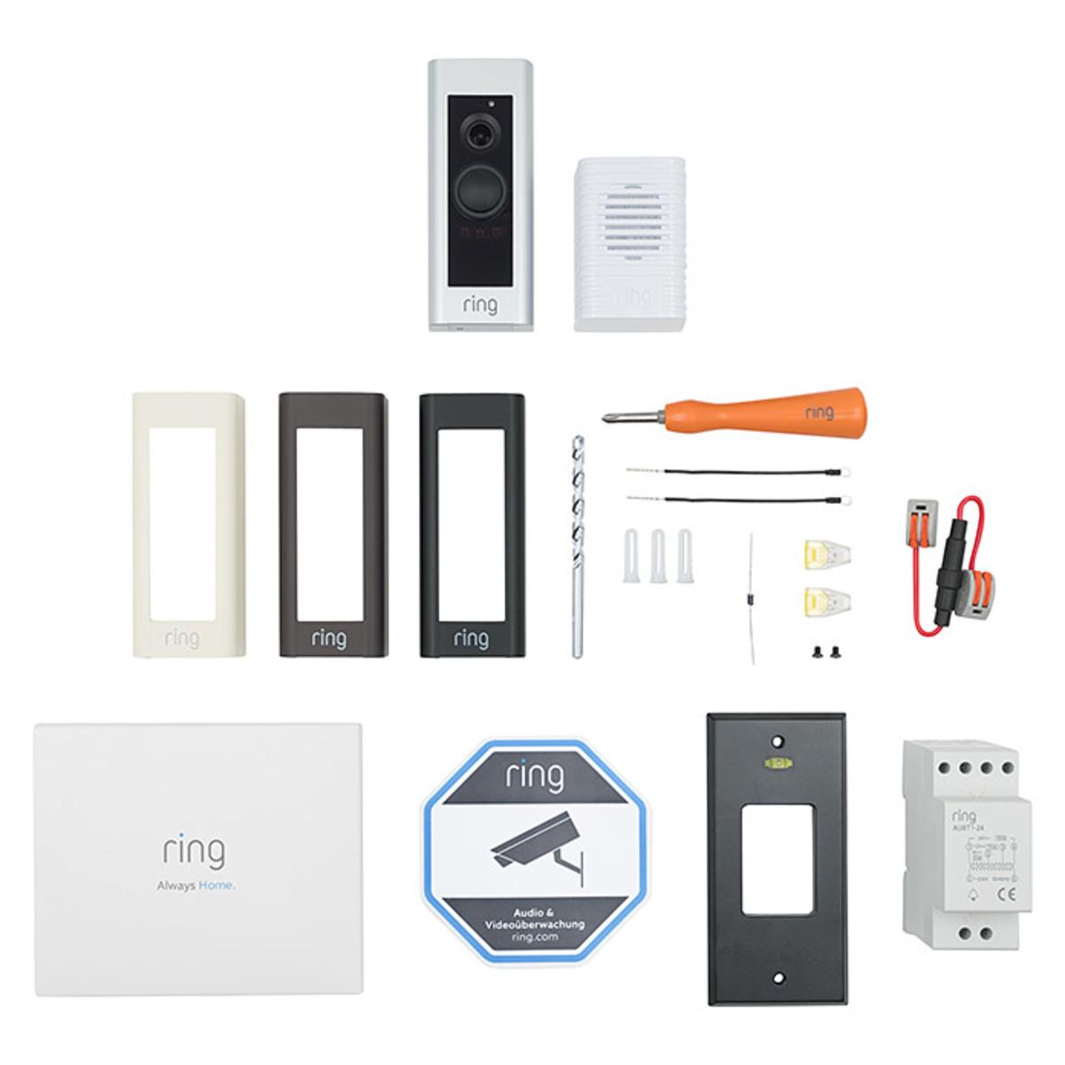 Bild 2 von Ring Funk-Video-Türsprechanlage  Video Doorbell Pro