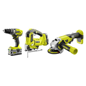 Ryobi ONE+ Maschinen-Set R18CK3C-252S ONE+