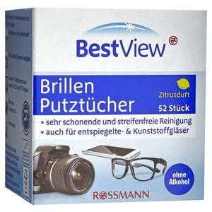 Best View Brillenputztücher