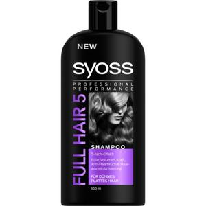 Syoss Professional Performance Full Hair 5 Shampoo 6.98 EUR/1 l