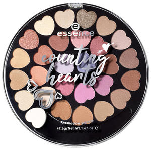essence counting hearts eyeshadow palette - 01 love yo 27.21 EUR/100 g