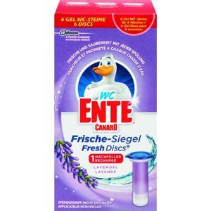 WC-Ente Frische-Siegel Nachfüller Lavendel