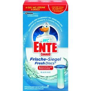 WC-Ente Frische-Siegel Nachfüller Marine