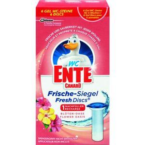 WC-Ente Frische-Siegel Nachfüller Blüten-Oase