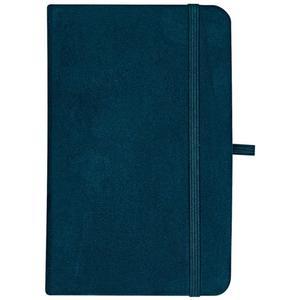 IDEENWELT Notizbuch dunkelgrün DIN A6, Blätter kariert