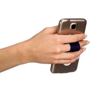 IDEENWELT Smartphone-Fingerschlaufe schwarz
