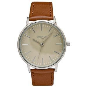 IDEENWELT Armbanduhr braun