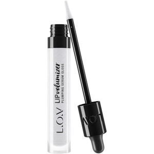 L.O.V LIP volumizer plumping serum gloss 211 Pearlized Boost