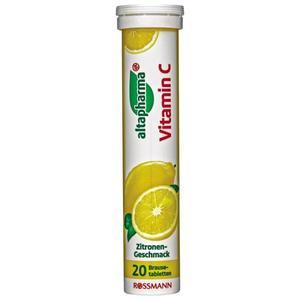 altapharma Brausetabletten Vitamin C 0.47 EUR/100 g