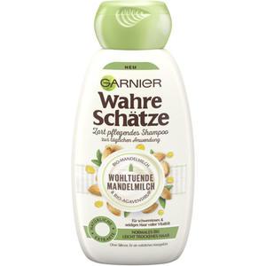 Garnier wahre Schätze zart pflegendes Shampoo wohltuen 0.96 EUR/100 ml