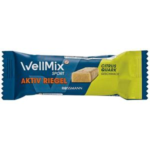 WellMix Sport Aktiv Riegel Eiweißriegel Citrus Quark Ge 1.40 EUR/100 g