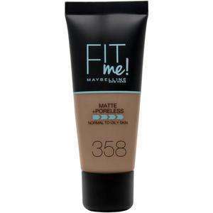 Maybelline Fit me! MATTE&PORELESS Make-up Nr. 358