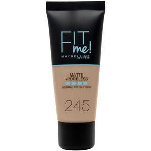 Maybelline Fit me! MATTE&PORELESS Make-up Nr. 245