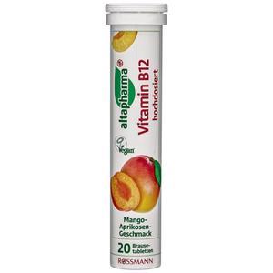 altapharma Brausetablette Vitamin B12 hochdosiert 2.31 EUR/100 g