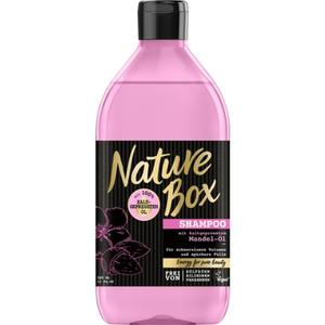 Nature Box Shampoo mit 100 % kaltgepresstem Mandel-Öl 12.96 EUR/1 l