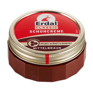 Erdal Schuhcreme - Mittelbraun