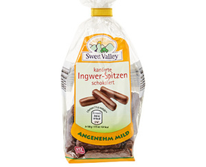 Sweet Valley Ingwer-Sortiment