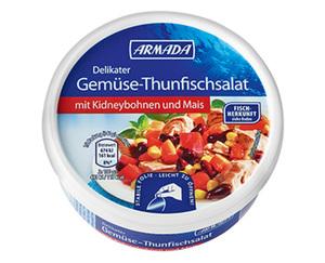ARMADA Gemüse-Thunfischsalat