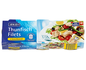 ARMADA Thunfisch Filets