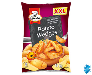 LeGusto Potato Wedges, XXL-Packung