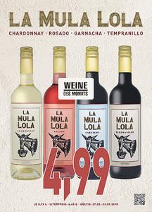 La Mula Lola Weine