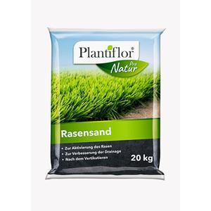 "PLANTIFLOR                 Rasensand ""Pro Natur"", 20 kg"