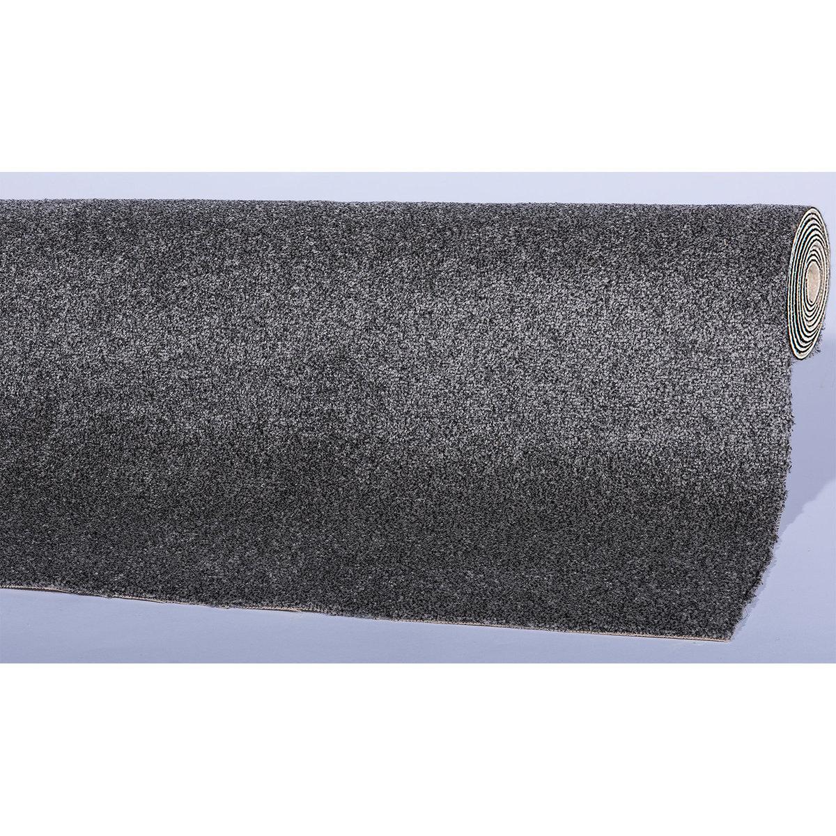 Bild 2 von Teppichboden MONSOON - grau - 5 Meter breit