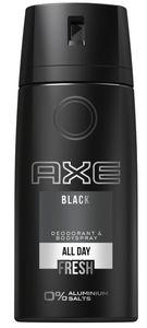 AXE Deospray Black ohne Aluminium