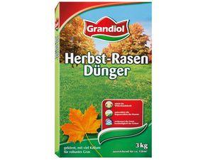 Grandiol Herbstrasendünger