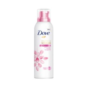 Duschdas oder Dove Duschschaum