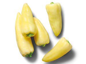 Spitzpaprika, gelb