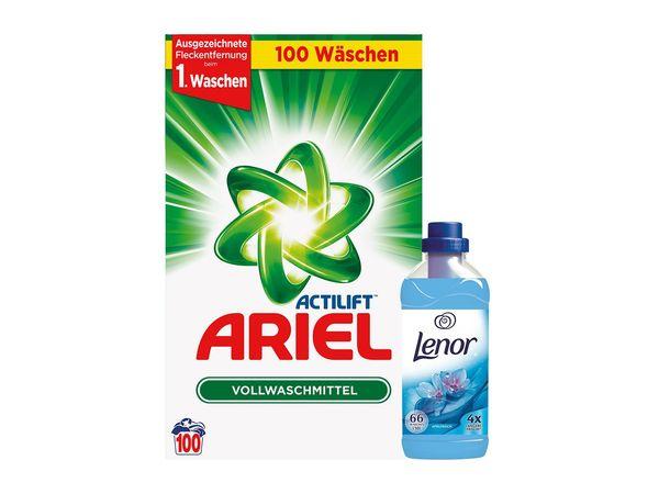 Ariel 100 Wäschen