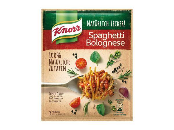 Knorr Natürlich lecker!