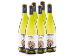 6 x 0,75-l-Flasche Weinpaket Viento de Otoño Godello, Weißwein