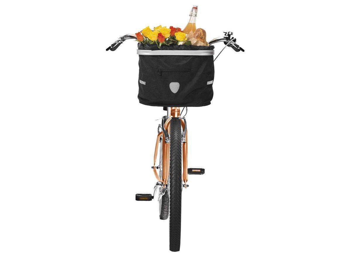Bild 2 von TOPMOVE® Fahrrad Lenkerkorbtasche