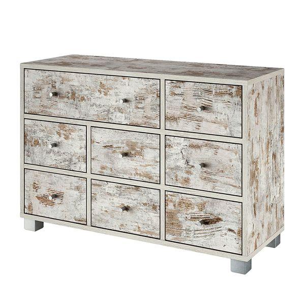 kommode aliane i eiche antik dekor eiche antik dekor schildmeyer von home24 ansehen. Black Bedroom Furniture Sets. Home Design Ideas