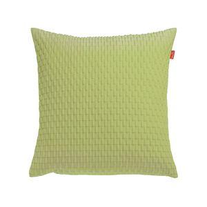 Kissenhülle E-Beat - Lime - Größe: 38 x 38 cm, Esprit Home