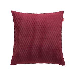Kissenhülle E-Beat - Purpur - Größe: 38 x 38 cm, Esprit Home