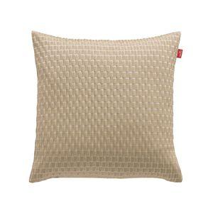 Kissenhülle E-Beat - Sand - Größe: 38 x 38 cm, Esprit Home