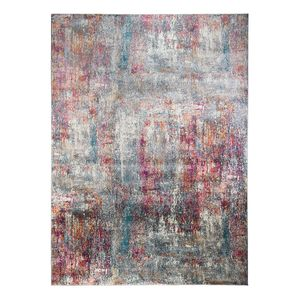 Teppich Rossini - Kunstfaser - Mehrfarbig - 133 x 190 cm, Luxor living