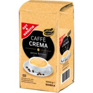 Gut & Günstig Caffè Crema oder Espresso