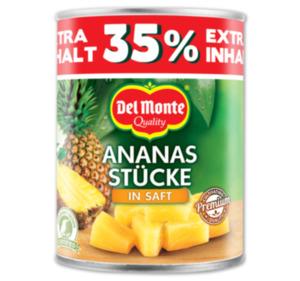DEL MONTE Ananas Stücke