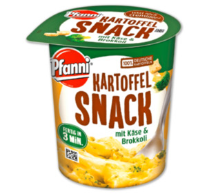 PFANNI Kartoffel-Snack