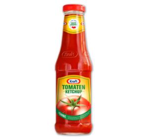 KRAFT Tomaten Ketchup