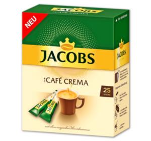 JACOBS Café Crema- oder Espresso-Sticks