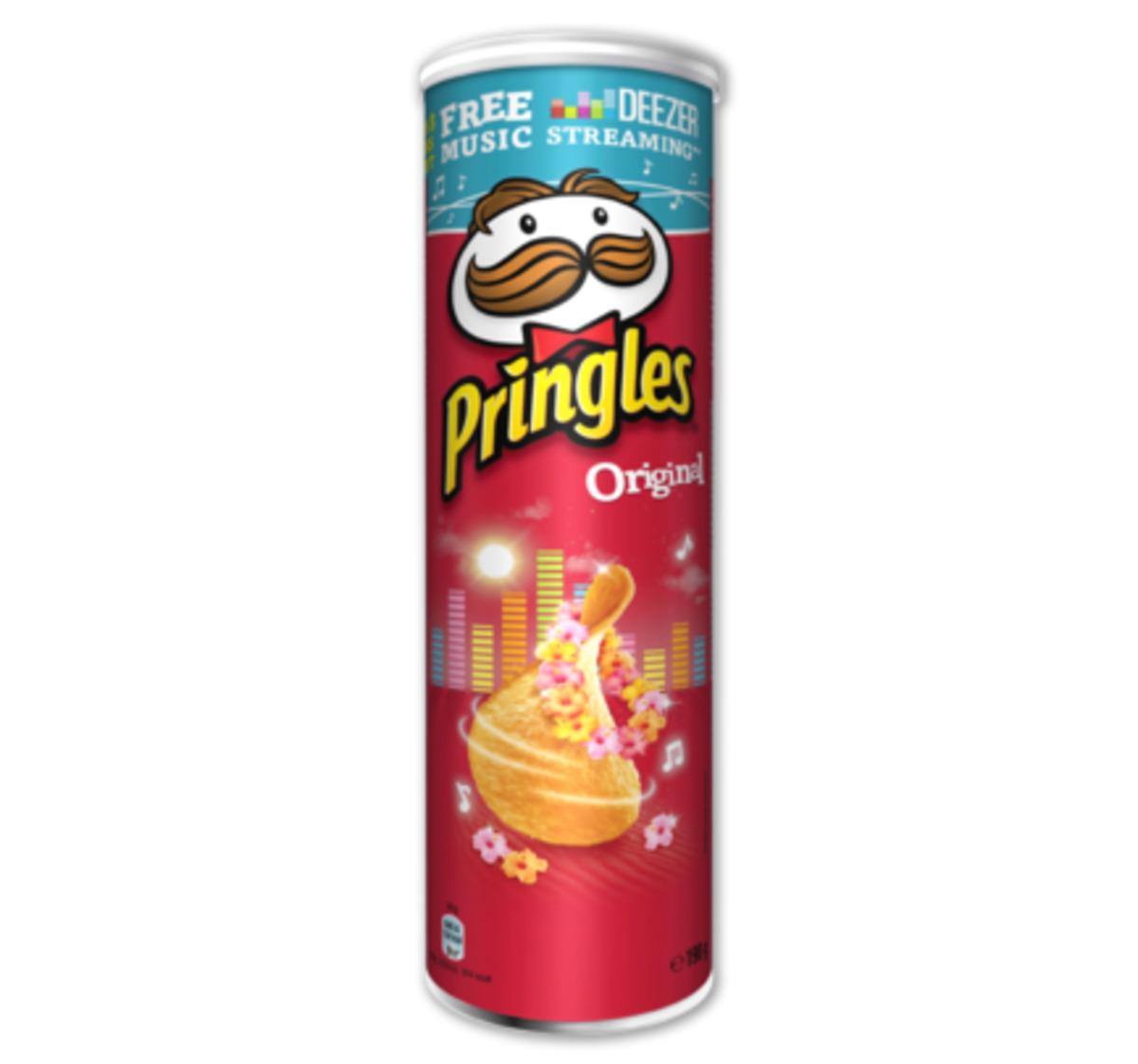 Bild 1 von PRINGLES Stapelchips oder Tortilla