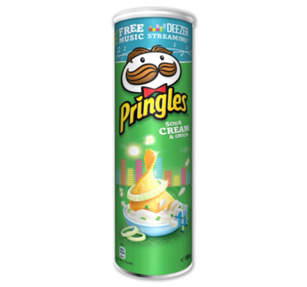 Bild 3 von PRINGLES Stapelchips oder Tortilla