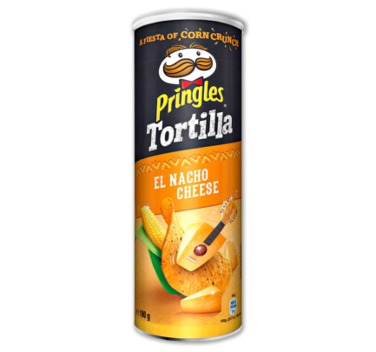 Bild 5 von PRINGLES Stapelchips oder Tortilla