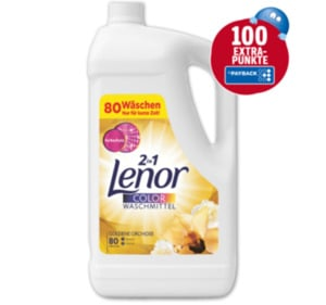 LENOR Goldene Orchidee