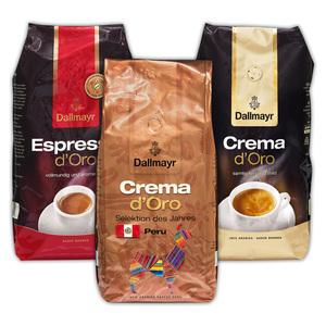 Dallmayr Crema/Espresso d'Oro